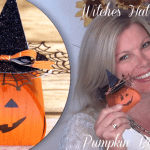 VIDEO: Witches Hat Pumpkin Box for Halloween