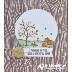 CARD : Thinking of You with a Grateful Heart