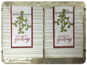 stampin up paper pumpkin cards stepped up