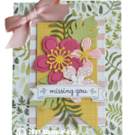 SNEAK PEEK: Missing You Bloomin' Love Card