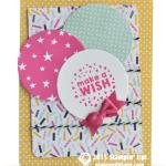 CARD: Celebrate Today – Make a Wish Card