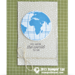 SNEAK PEEK: You Mean the World to Me Card