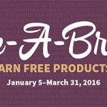 Stampin Up Sale-a-bration 2016 is here! Free Stamps