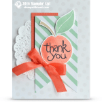 CARD: Thank You from the Apple of My Eye