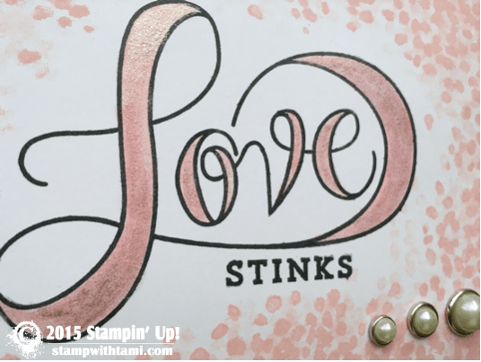 stampin up love stinks 1a