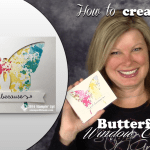 VIDEO: Butterfly Cut Out Window Wow Card