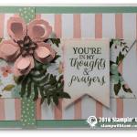 CARD: Rose Wonder Sympathy & Winner Announcement