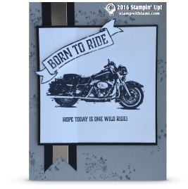 stampin up harley davidson dawn griffith