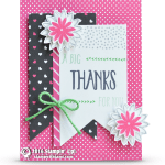 CARD: A Big Thanks from Perfectly Wrapped