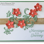 CARD: Marriage is a Journey from Flourishing Phrases