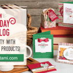 2016 Stampin Up Holiday Catalog is here!