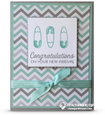 stampin up better together card