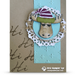 CARD: Freakin' Cutest Jolly Friends Moose Card