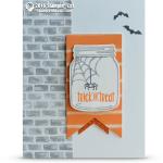 CARD: Jar of Haunts Halloween Card – Part 3