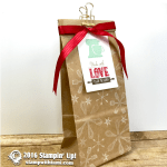 TREAT BAG: Yummy Little Christmas Treat Package