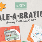 Stampin Up Sale-a-bration 2017 is here! Free Stamps