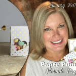 VIDEO: January 2017 Paper Pumpkin Kit, Alternate Projects & Giveaway
