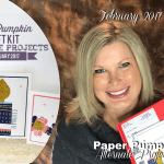 VIDEO: February 2017 Paper Pumpkin Kit, Alternate Projects & Giveaway