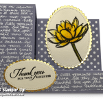 CARD & FREE TEMPLATE: Remarkable You Step Card Template and Tutorial