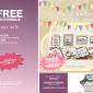 FREE TUTORIALS: Big on Birthdays Card Set & Eastern Palace Gift Box Tutorials Code YCCSKKFN