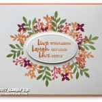 CARD: Live, Laugh, Love from the Retiring Love and Affection