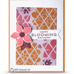 CARD: Retiring Flower Patch and Irresistibly Floral Wow card