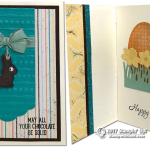 CARD & FREE TEMPLATE: Pop Up Diorama Card Template and Tutorial