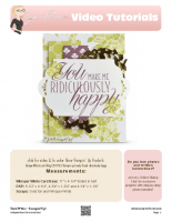 Ridiculously Happy Card-stampwithtami-stampin up