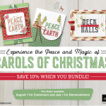 SPECIAL OFFER: Carols Of Christmas Early Release Now Available