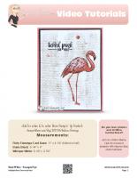 Fabulous Flamingo Card-stampwithtami-stampin up