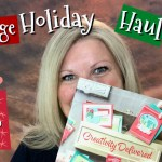 VIDEO: Huge Holiday Haul from the new Catalog – Part 2