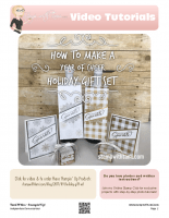 Season of Cheer Glitzy Gift Set -stampwithtami-stampin up
