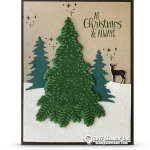 CARD: Oh Deer from the Ready for Christmas Stamp Set