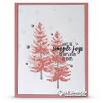 CARD: Simple Joys from the Season Like Christmas
