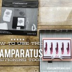 VIDEO: How to use the new Stamparatus – Hinge Stamping and more