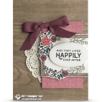 CARD: And They Lived Happily Ever After Card