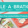 What you need to know about the Stampin' Up! Sale-a-bration Event 2018 – Earn free stamps and more