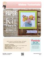2017 Stampin Up Paper Pumpkin Alternate Card December-stampwithtami copy