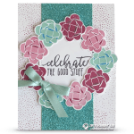 CARD:  Celebrate the Good Stuff from the Picture Perfect Birthday Stamps