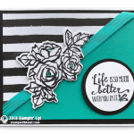 CARD: Life is so Much Better Card from the Patel Palette Series – Part 5