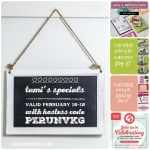 SPECIALS: Tami's Ordering Gift Tutorials  for February 16-28 – Hostess Code  PZRUNVKG