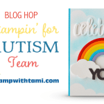 BLOG HOP: Stampin for Autism Awareness with Veronica Zalis Guest Blogger