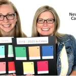 VIDEO: New 2018-19 Catalog Transition Series – New Colors, New Ink Pads and Retiring List – Part 1 of 3