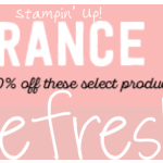 SALE! up to 60% OFF Clearance Rack Refresh – new items just added while they last
