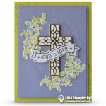 CARD: God is Love from Hold on to Hope Bundle