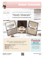 2018 MayStampin Up Paper Pumpkin Alternate Card-stampwithtami