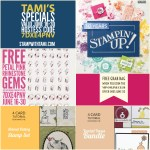 SPECIALS: Tami's Ordering Gift Tutorials  for June 16-30 – Hostess Code 7DXE4PNV