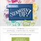 VIDEO: Introducing the New 2018-19 Stampin Up Annual Catalog