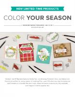 Color Your Season PDF