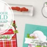 """CARD SWAP: Special Pre-Order """"Color Your Season"""" 8 Card Swap due July 31"""